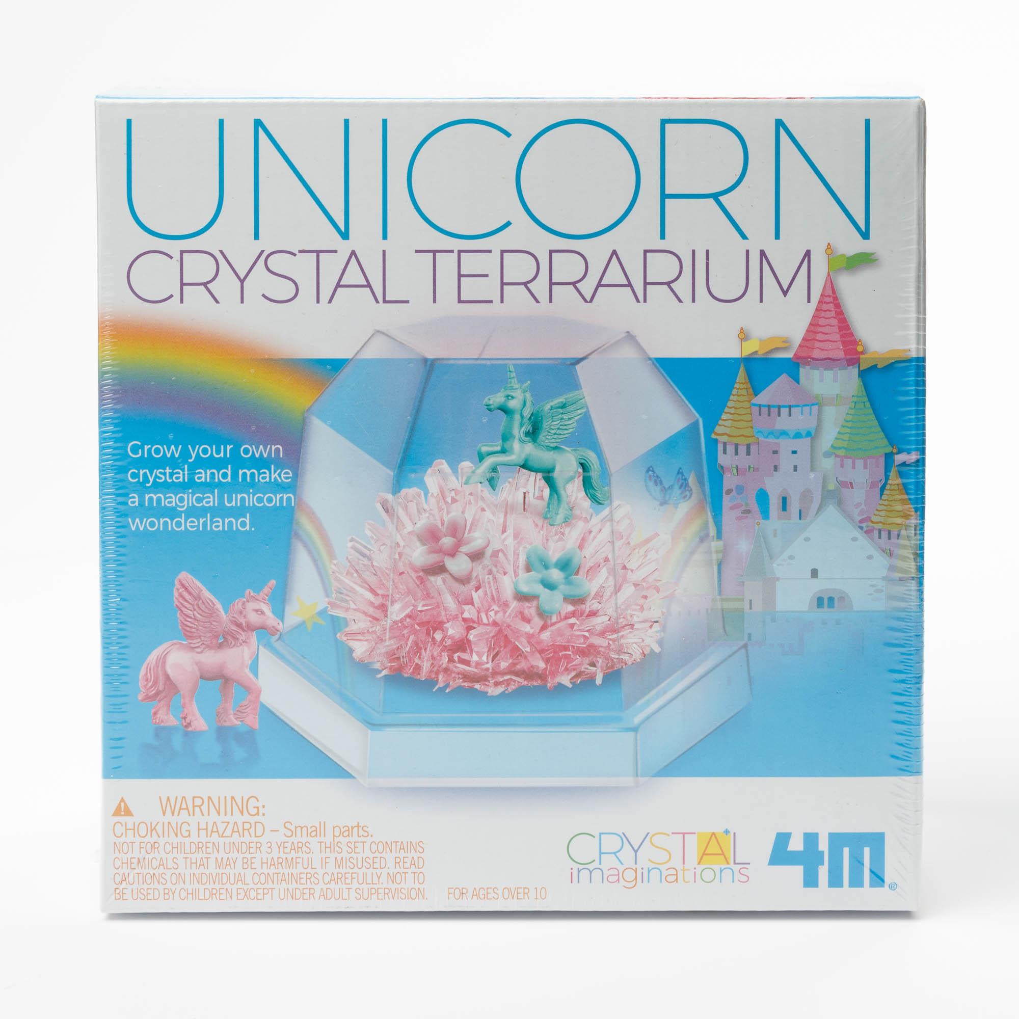 Grow Your Own Unicorn Crystal Terrarium Ram Shop