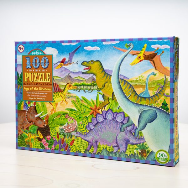 Age of the Dino Puzzle