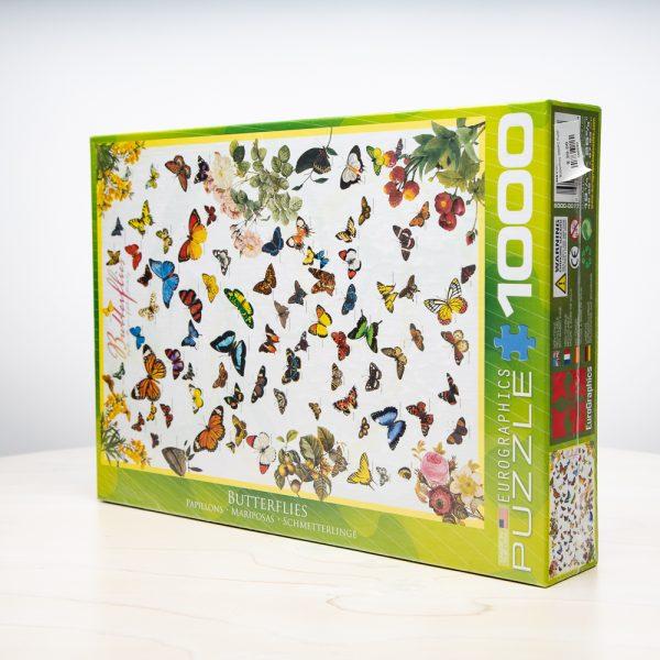 Butterflies Puzzle