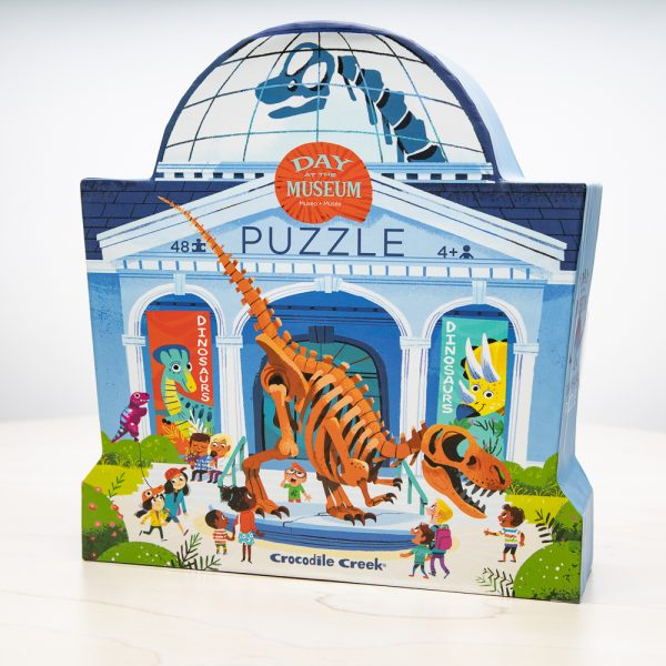 Day at the Museum Puzzle