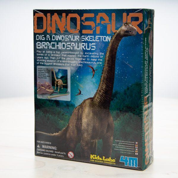 Dig A Brachiosaurus