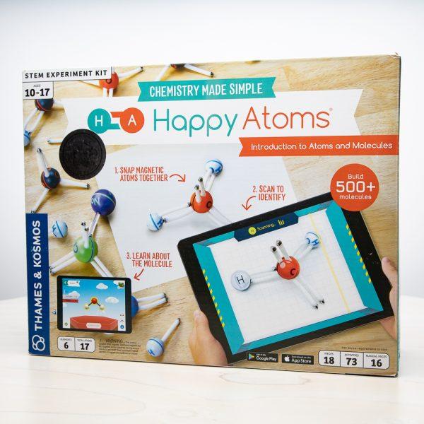 Happy Atoms