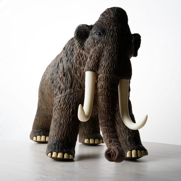 Large PVC Mammoth