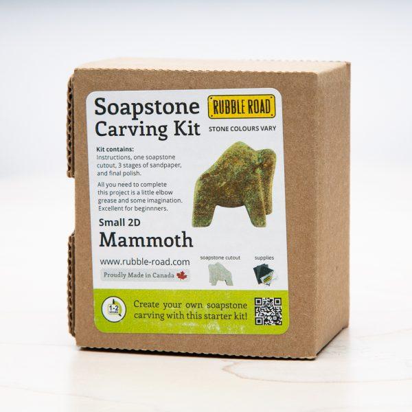 Mammoth Soapstone Kit