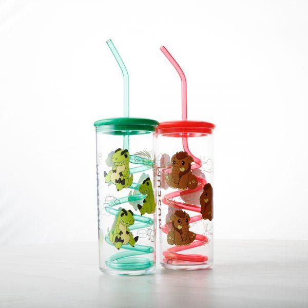 Moe and Bertie Twisty Cups