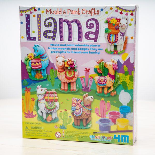 Mould and Paint Llama