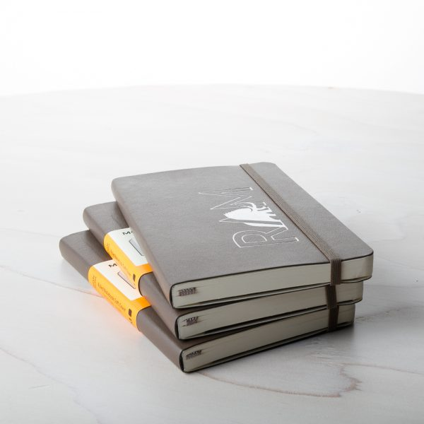 RAM Grey Notebook