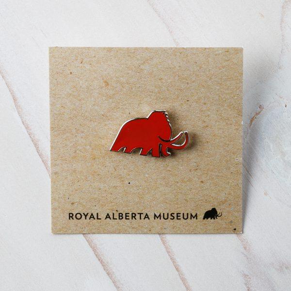 RAM logo pin