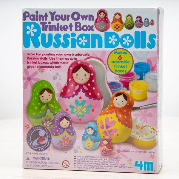 Russian Doll Trinket