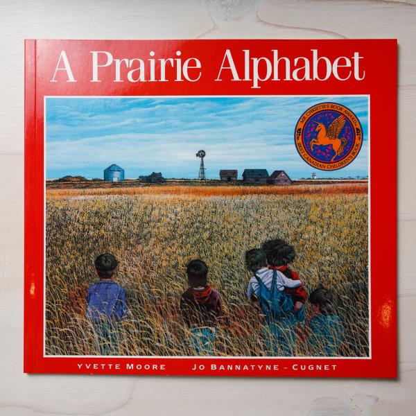 a prarie alphabet