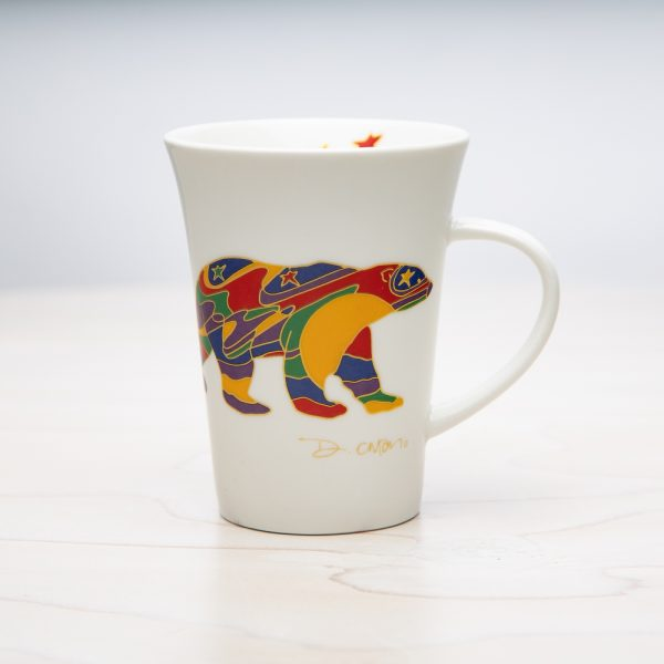 alpha bear mug