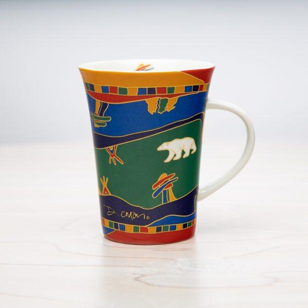 aurora splendor mug