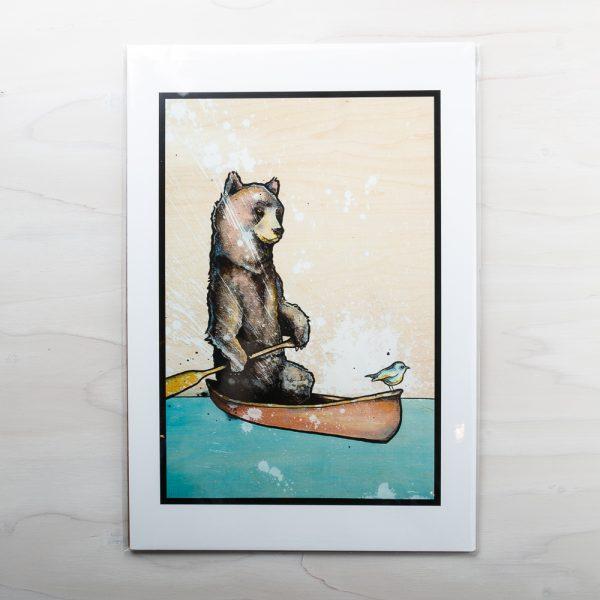 bear with me print