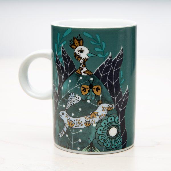 birdland mug