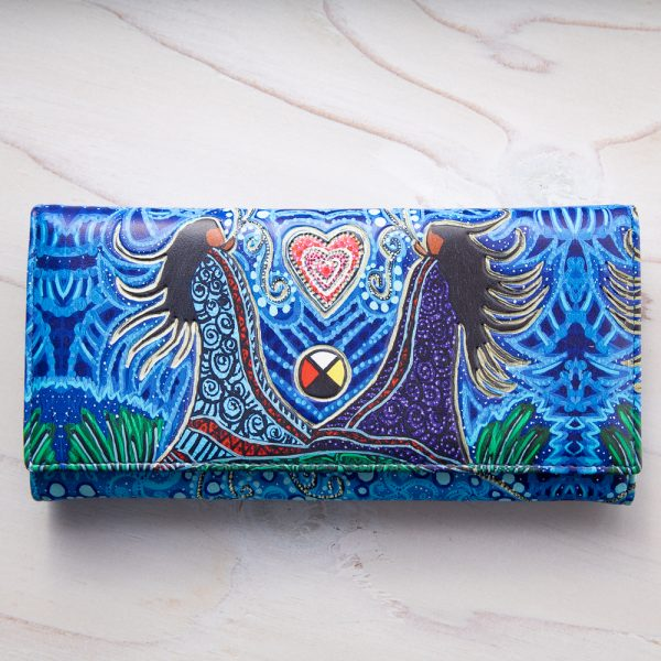 breath of life womens wallet