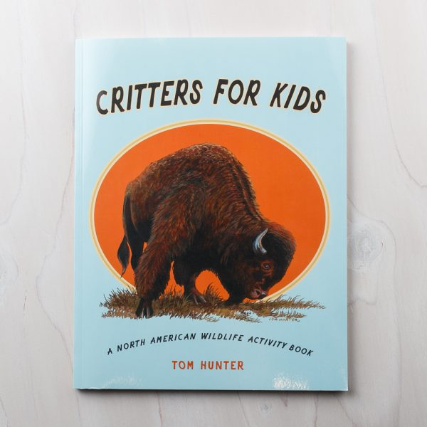 critters for kids book