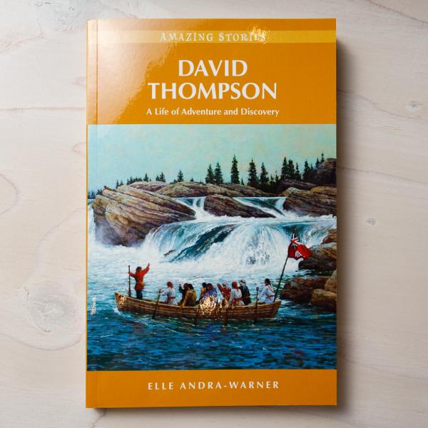 david thompson adventure