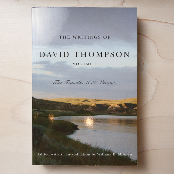 david thompson vol 1