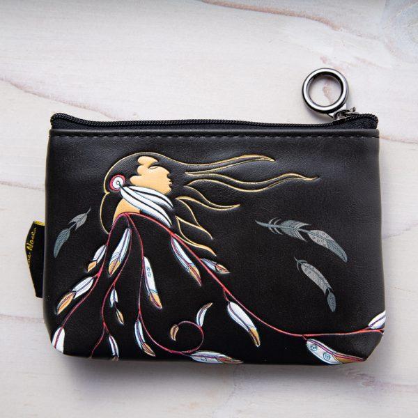eagles gift coin purse