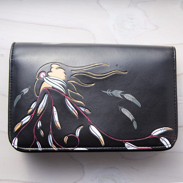 eagles gift small purse