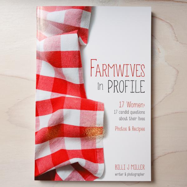 farmwives in profile