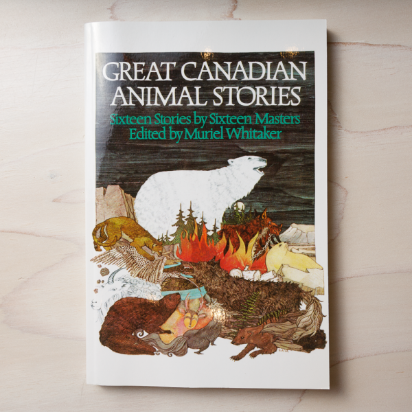great canadian animal stories