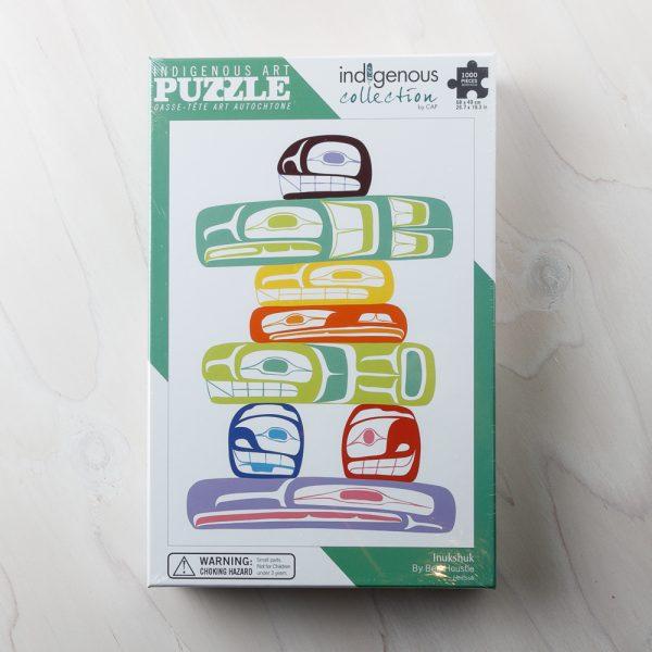 inukshuk puzzle