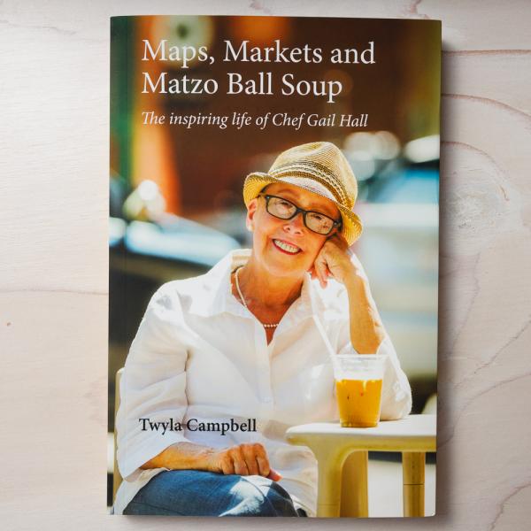 maps markets and matzo ball soup
