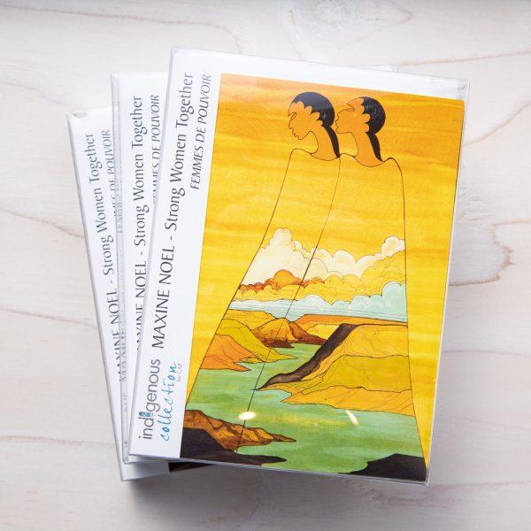 maxine noel notecards