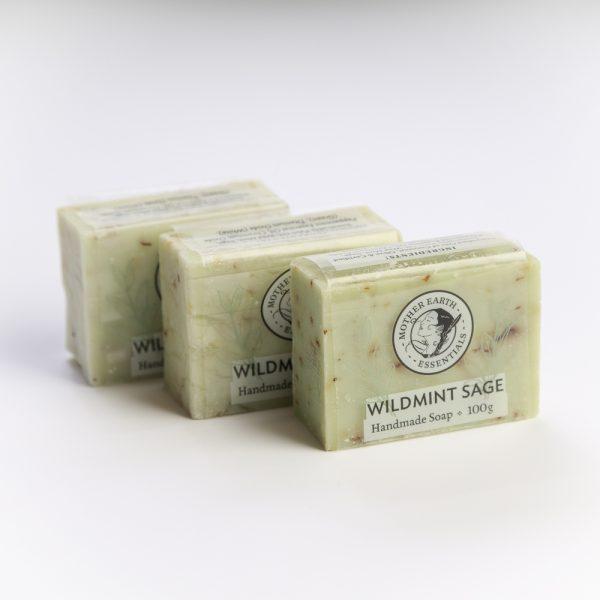 me wildmint soap