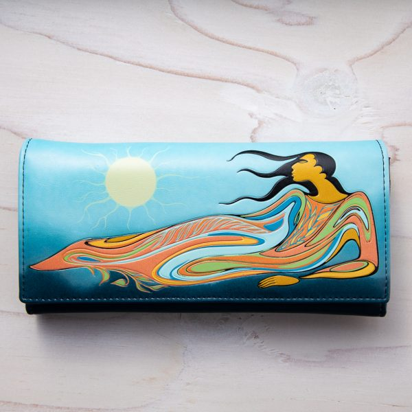 mother earth womens wallet