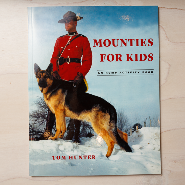mounties for kids