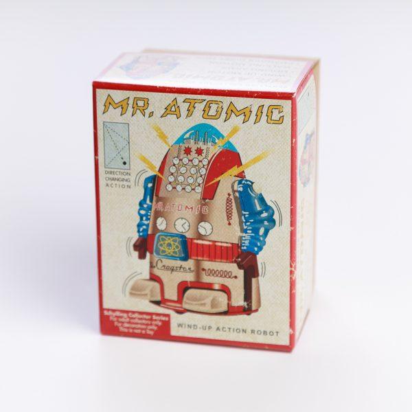 mr atomic robot