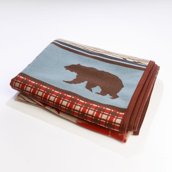 pine lodge blanket