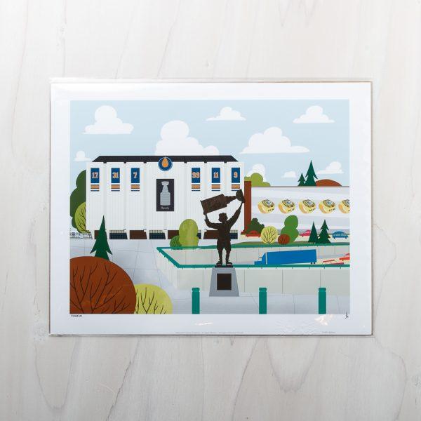 rexall place print