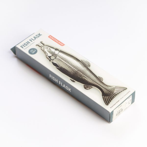 small fish flask