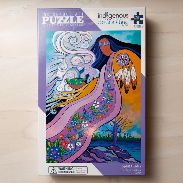 spirit guides puzzle