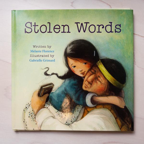 stolen words