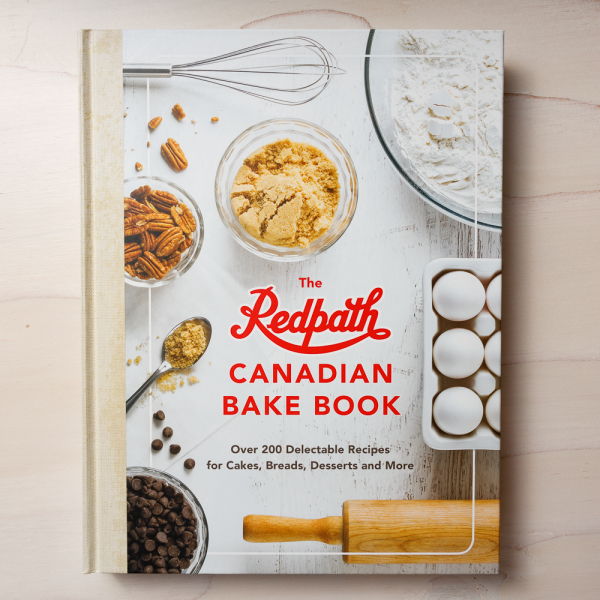the redpath bake book