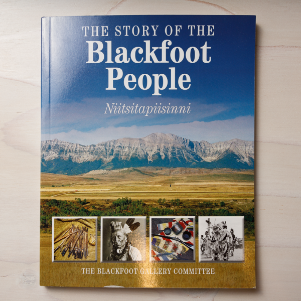 the story of the blackfoot people