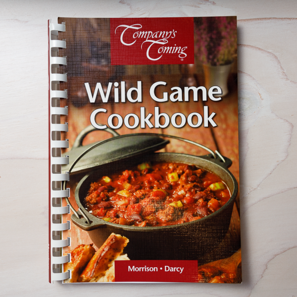 wild game cook book