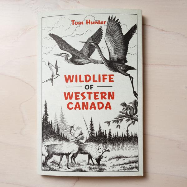 wildlife in western canada