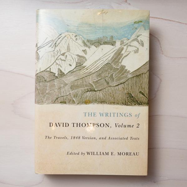 writings of david thompson vol 2
