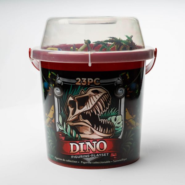 Adventure Bucket of Dinosaurs