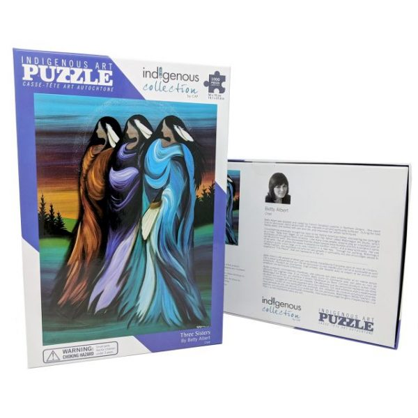 Three Sisters Puzzle