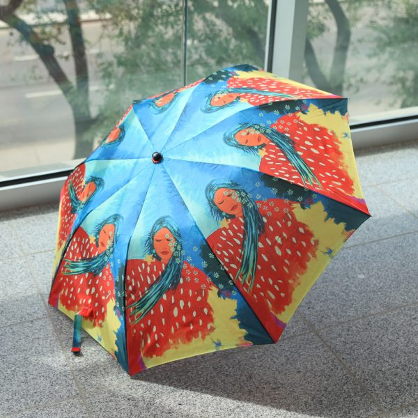 at peace with the universe umbrella