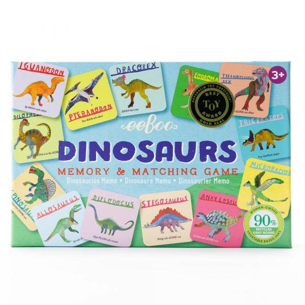 dinosaurs matching game