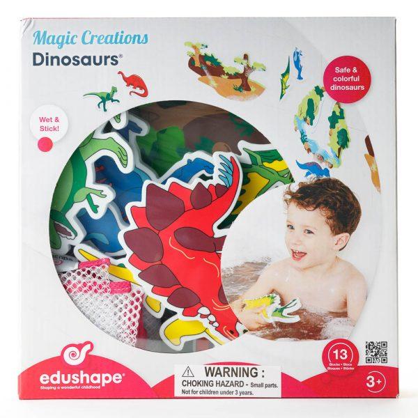 magic creations dinosaurs