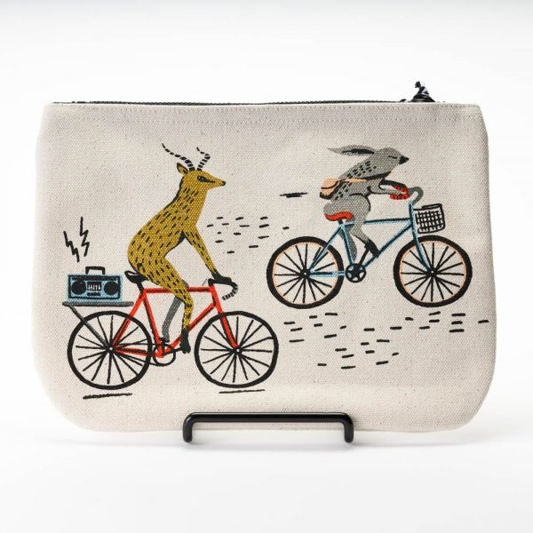 wild riders large pouch