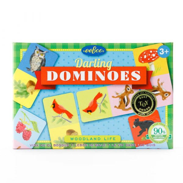 woodland dominos